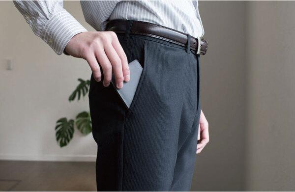 """""""現金は持たない派""""に嬉しい!レシート収納に特化したコンパクトな財布「Receca」が登場"""