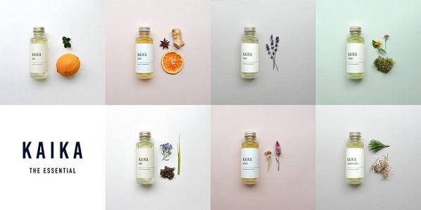 気分に合わせて7種類から選べる、自然な香りのルームフレグランス「THE ESSENTIAL」新発売