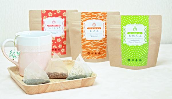 一息つきたい時のお供に…日本茶専門店が「おうちで健康茶シリーズ・テレワークティー」を発売