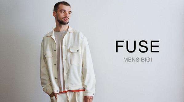 """""""今らしい""""デザインで垢ぬけた印象に!老舗ブランド「メンズビギ」から新レーベル『FUSE』登場"""