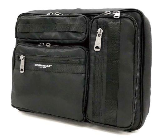 こんなバッグ、待ってました!どこでもマイオフィスがつくれる、収納力抜群のPCケースが登場