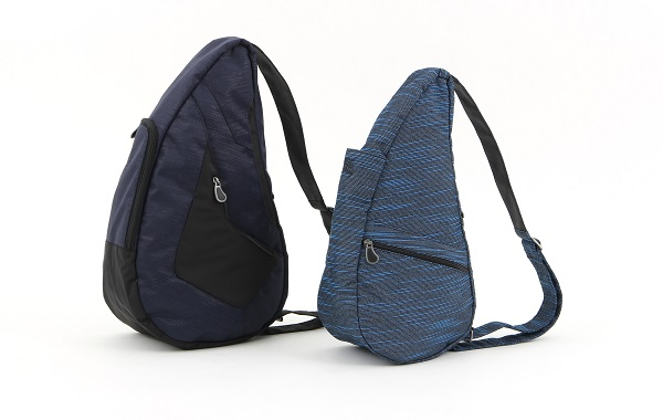 従来のバッグにありがちなストレスを軽減!「HEALTHY BACK BAG」に新モデルが登場