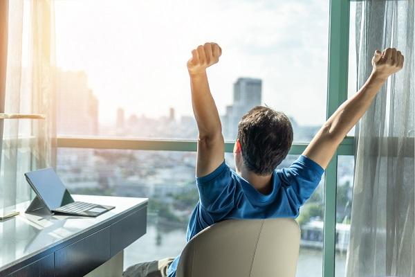 仕事環境が整ったホテルで仕事に集中!4泊5日1万9800円~、ホテルワーク予約サイト「Otell」登場