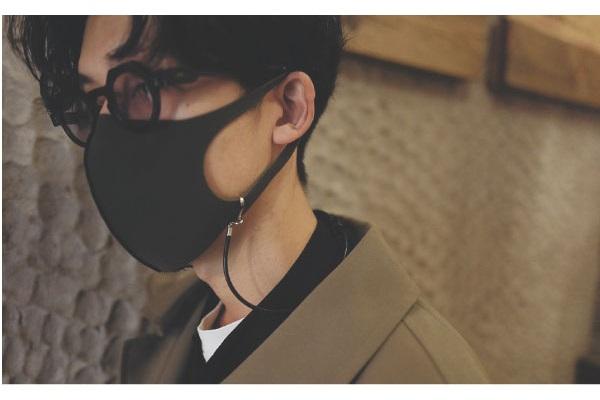 マスク生活をおしゃれに楽しもう!サスティナブルなレザーで作られた「日本製マスクコード」期間限定で登場
