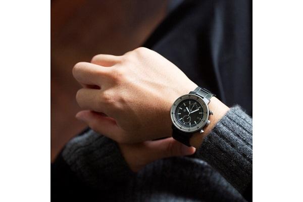 自分らしいスタイルを持つあなたへ!カメラをモチーフにした、ロングライフデザインの腕時計が発売