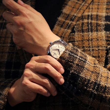 歴史的飛行船がモチーフ!腕時計ブランド「ツェッペリン」から、最新機械式コレクション新登場