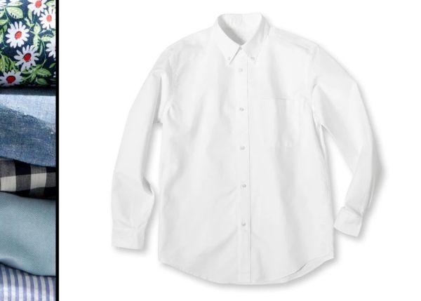 好みの生地でオリジナルシャツが作れる、新サービス「Fabric store's shirt」リリース
