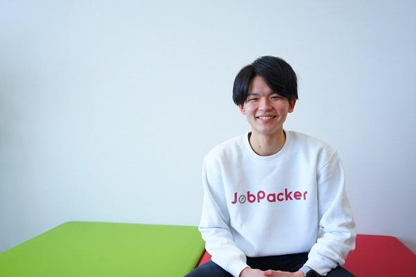 大手志向から価値観が一変!長期インターン求人サイト「Jobpacker」代表が、学生起業を決断した理由とは