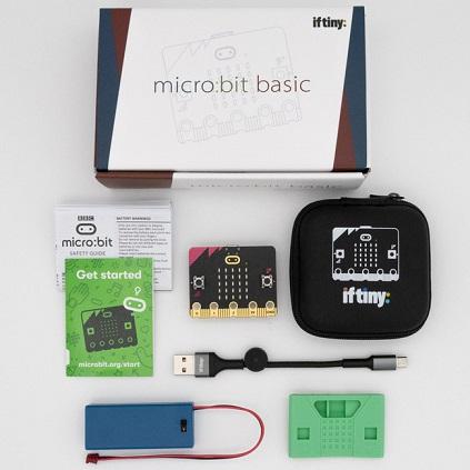 楽しみながらプログラミング学習を始めたい人へ、セット製品「micro:bit basic」新発売