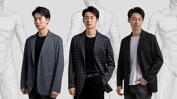 夏のビジネスもさわやかに!ナポリスタイルスーツジャケット「BUSINESS CASUAL」Makuakeに登場