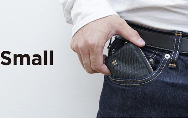 財布・鍵・バッグが1つに!「忘れようがないエコバッグ」第2弾登場、手ぶらスタイルをアップデート