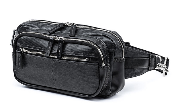 雨に強いデニムって?岡山デニム素材のボディバッグが新発売、汚れや色落ちも防ぐ