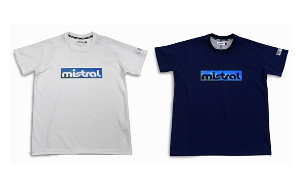 在宅勤務やオフの日に!ミストラルの機能Tシャツ「HP-DRY Tシャツ」より、新デザインが登場
