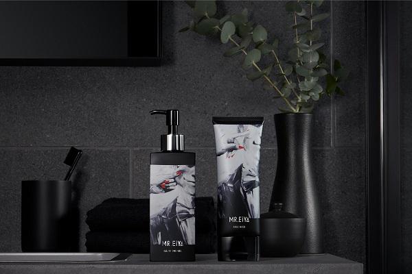 オシャレなパッケージで気分もあがりそう!一歩上を行きたいオトコの化粧品ブランド「MR.EiYA」誕生