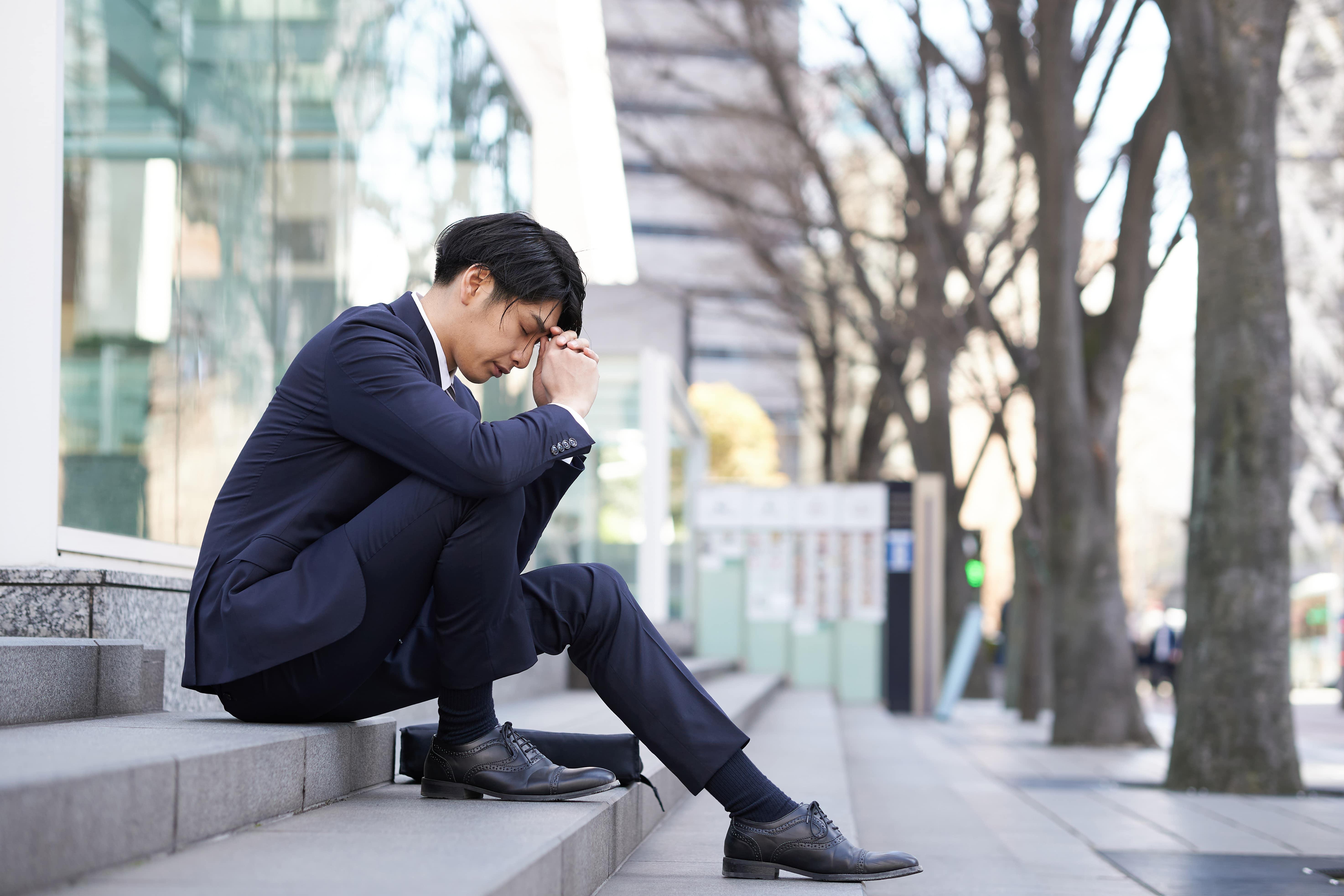 就活が辛い、やめたい、泣きたいあなたに、経験者が教える知っておいてほしい3つのこと