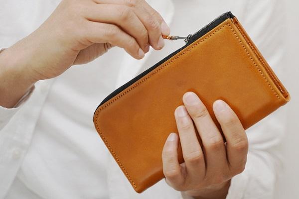 スマートなのに大容量!ちょうど良いサイズ感を目指した「本革長財布」先行予約がスタート