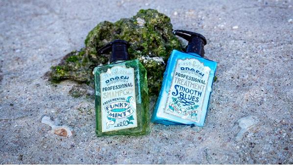 この夏、シャワータイムが待ち遠しくなる!ポマードブランド「BROSH」のシャンプー&トリートメント発売へ
