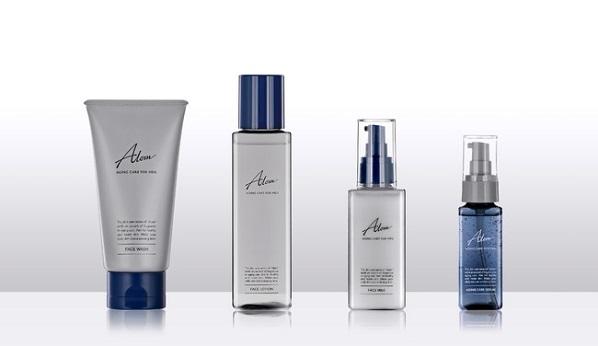 肌の調子がいいと仕事も楽しい!メンズスキンケアの新ブランド「Alom」誕生、爽やかな薫りも特徴的