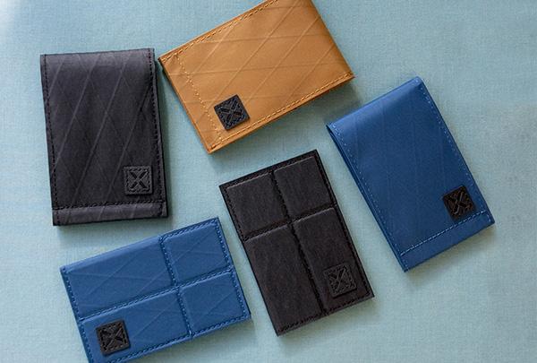 ミニマリストなら要チェック!名刺入れ「MEISHI-CLIP」&カードケース「CARD-CASE」Makuakeに登場