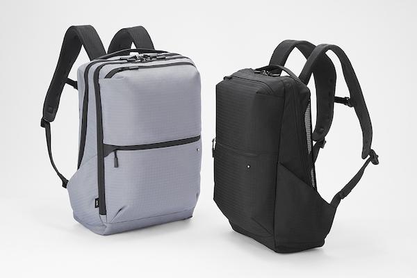 最新アイテムで夏を乗り切る!背中の蒸れを軽減するビジネス用バックパック「ラパックエアV2」発売