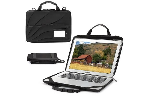 ありそうでなかった!ノートパソコンとケースが一体化した「3WAYバッグ」Makuakeに登場