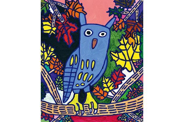 明るく華やかな絵で、オンライン会議に映る部屋を彩ろう!月額3300円からの「絵画サブスク」登場