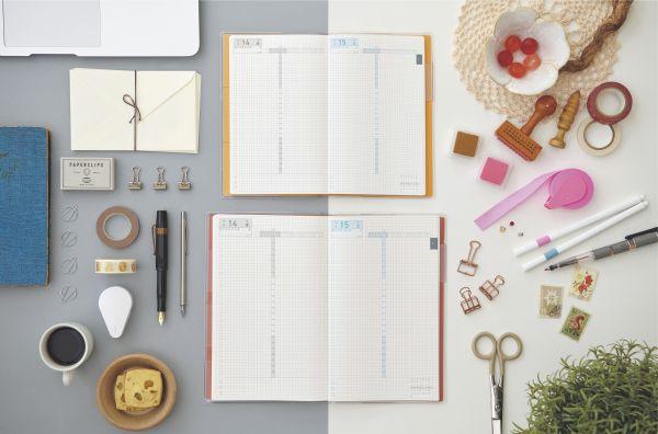 たっぷり書けます!2022年版「ジブン手帳 DAYs」に、A5スリムサイズが新登場