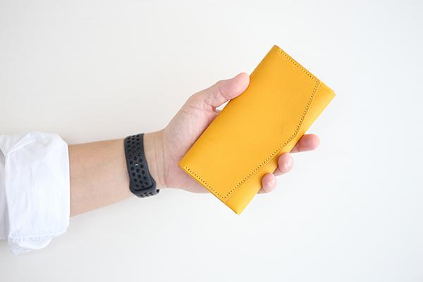 収納力はそのままに、とことん小さくした長財布「il modo」Makuakeにて先行予約販売へ