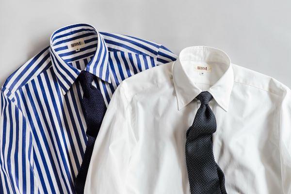 やっぱりワイシャツはカッコいい!BRITISH MADEより、新作ドレスシャツ「ロンドン」発売中