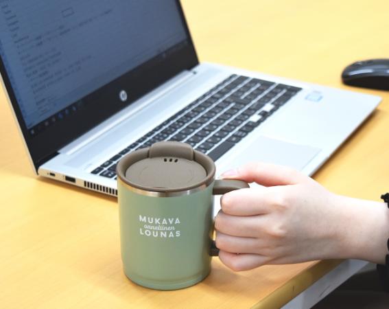 仕事の合間に…これは使える!保冷・保温機能&目盛り付きステンレスマグカップが新発売