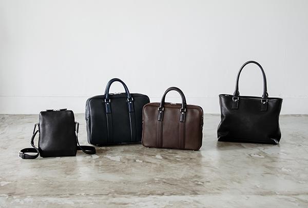 これぞビジネスに相応しい品格!土屋鞄より、新ビジネスバッグシリーズ「BLENT」新発売へ