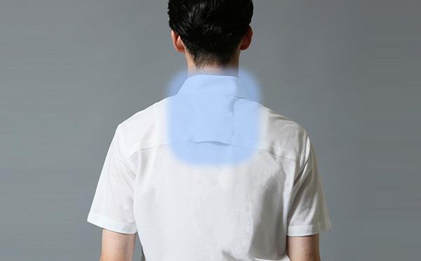 これで真夏の外回りだって怖くない!ウェアラブルサーモデバイス「REON POCKET」対応のシャツが登場