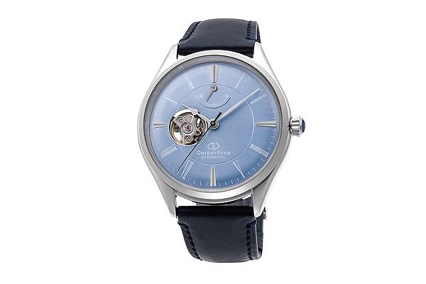 モダンな印象をプラス!機械式時計「ORIENT STAR」より、やさしい色調の新モデル登場