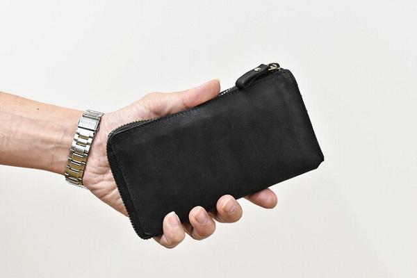 長財布派のあなたに!ポケットサイズのコンパクト長財布「TIDY 2.0」Makuakeに登場