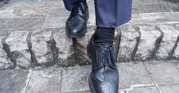 足元にも自信が持てる!インナー付きの「国産ビジネス靴下セット」が登場、抗菌・防臭が嬉しい