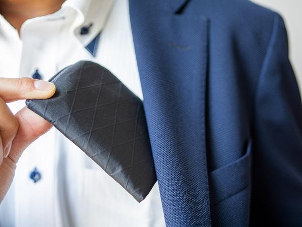 """ついに""""エコバッグ入りの財布""""が登場!名刺サイズの「TASHINAMU」Makuakeにて先行限定発売中"""
