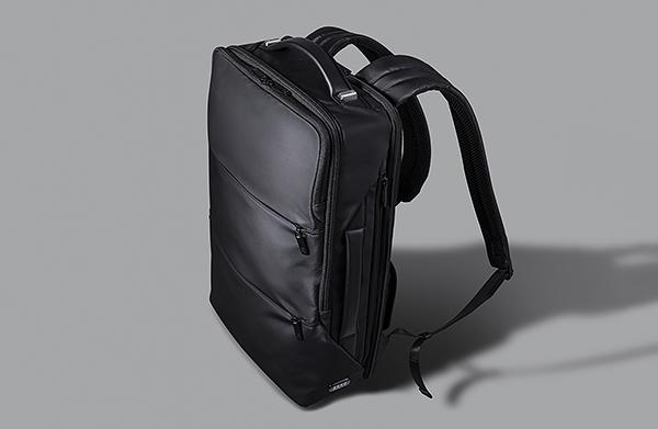 明日から使いたい!ビジネスパーソンのために機能性を追求したリュックシリーズ「Z Pack」発売へ
